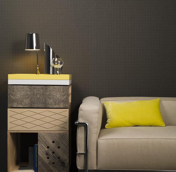 le corbusier dots 20570 arte. Black Bedroom Furniture Sets. Home Design Ideas