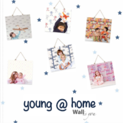 Young at Home, behang expresse