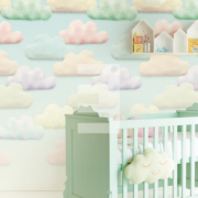 Wallpower Tout Petit, Eijffinger Cloud 9 354168