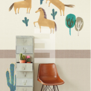 Wallpower Tout Petit, Eijffinger Giddy up 354165