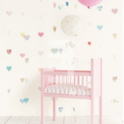 Wallpower Tout Petit, Eijffinger Lots of love 354162
