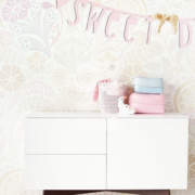 Wallpower Tout Petit, Eijffinger Sweet dreams 354161