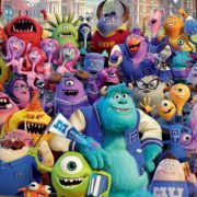 Disney Monsters university