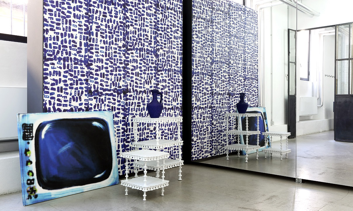 Addiction by Paola Navone, Arte