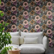Missoni Home Wallcoverings 01, Hooked on Walls