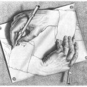 M. C. Escher, Arte
