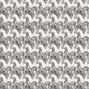 M.C. Escher, Arte Horseman MC23141