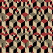 M.C. Escher, Arte Cube MC23150