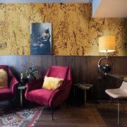 Materials Wallpaper, Arte