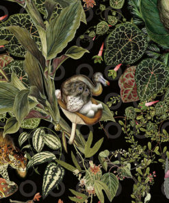 Moooi wallcovering - Extinct Animals, Arte - MO2071