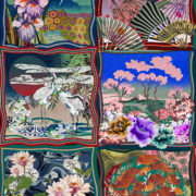Kami Arte Kimono 87250